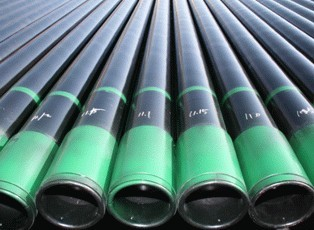 Cold rolled seamless pipe