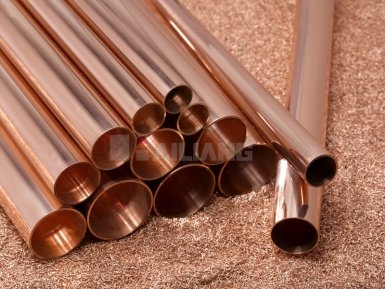 Tube copper annealed