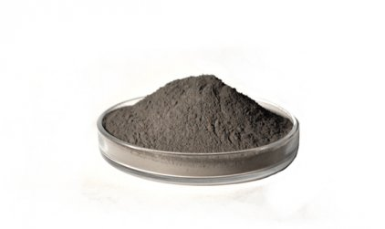 Molybdenum powder. Stamps, chemical composition.