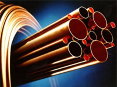 A bronze pipe in assortment: any length and diameter - Open Company